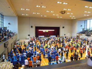 たくさんの方々が富岡町を応援しています。また来年もぜひ参加させていただきます!